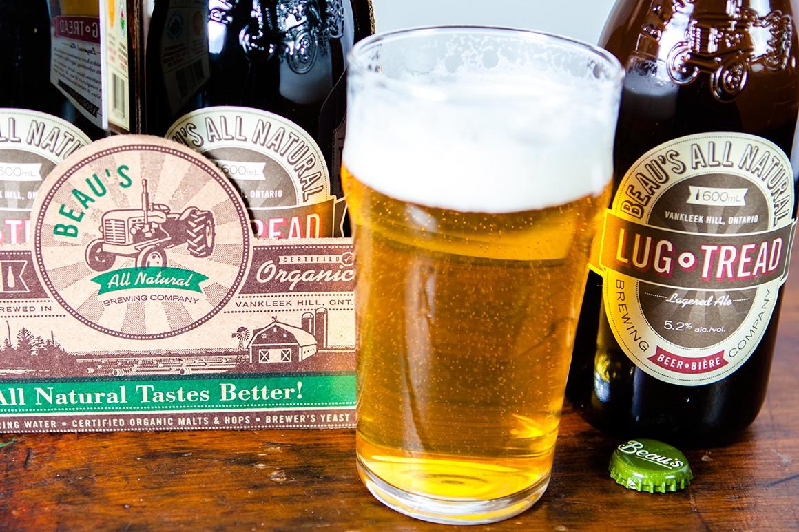 Lug Tread Beer
