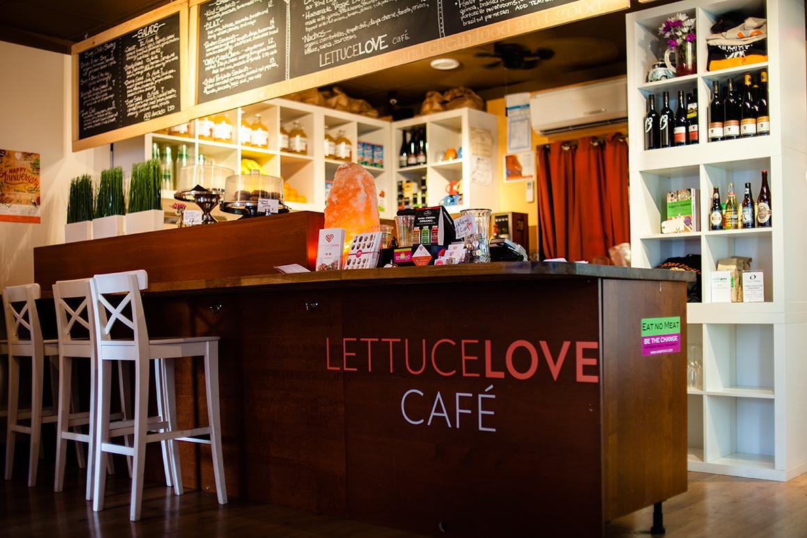 LettuceLove Cafe Burlington Ontario