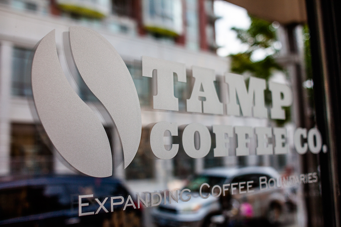 Tamp Coffee Burlington