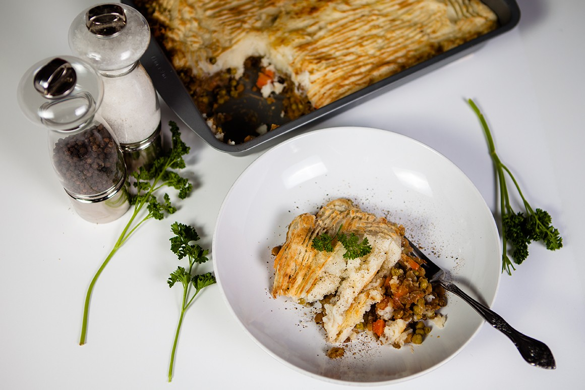 Vegan Sheperds Pie