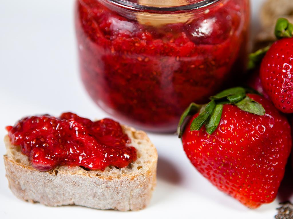 Strawberry Chia Jam