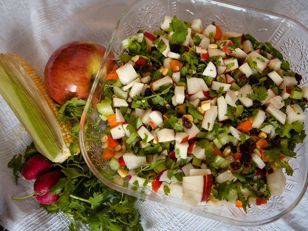 Vegan Jicama Salad
