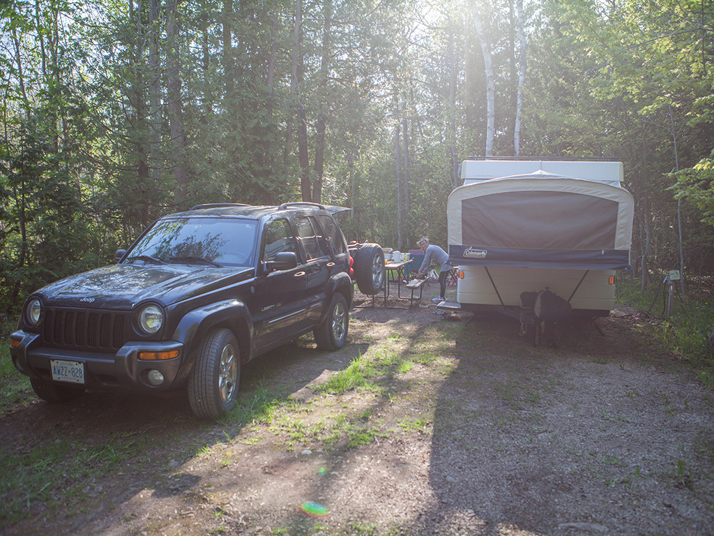 Hope Bay Campground
