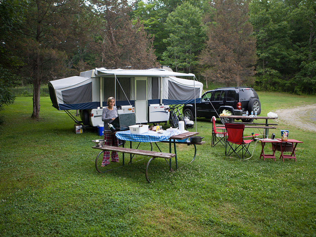 1000 Islands Camping