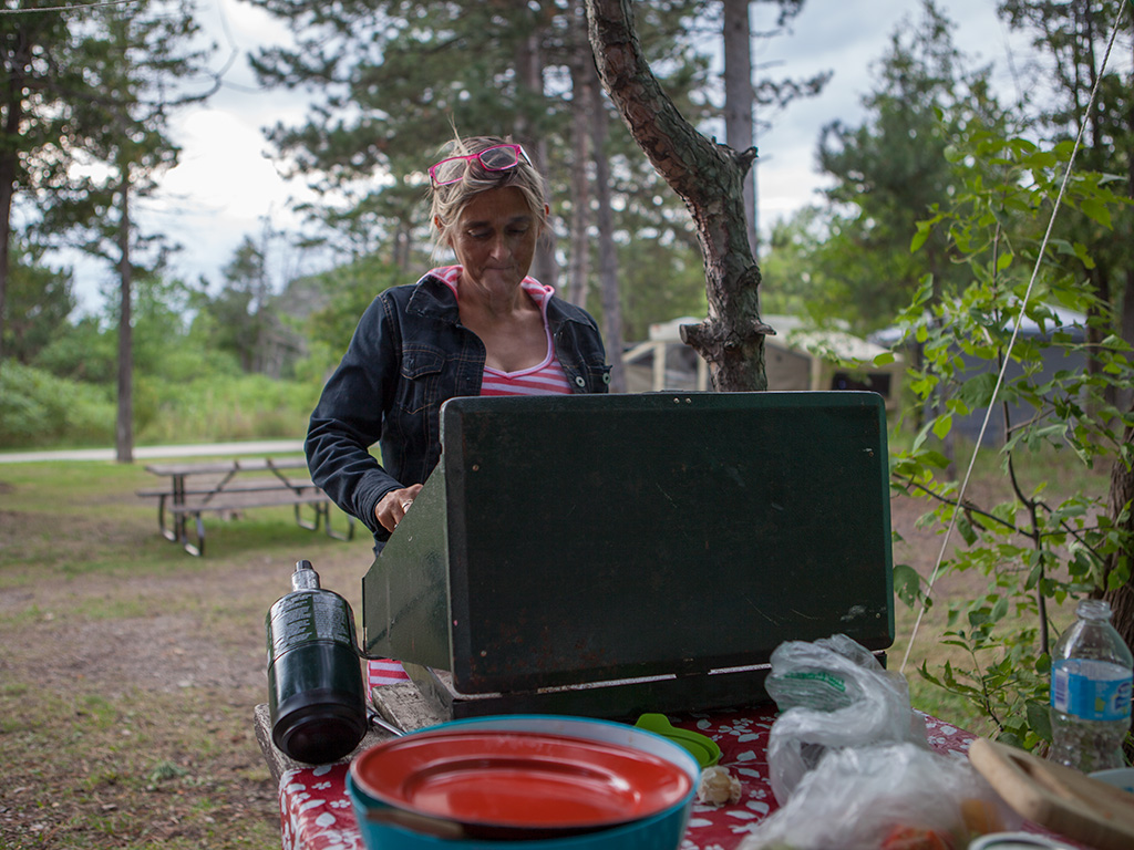 Craigleith Camping
