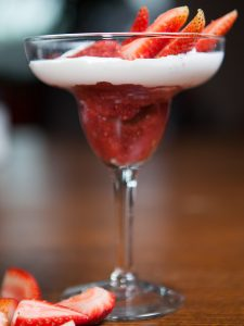 Strawberry Chia Parfait