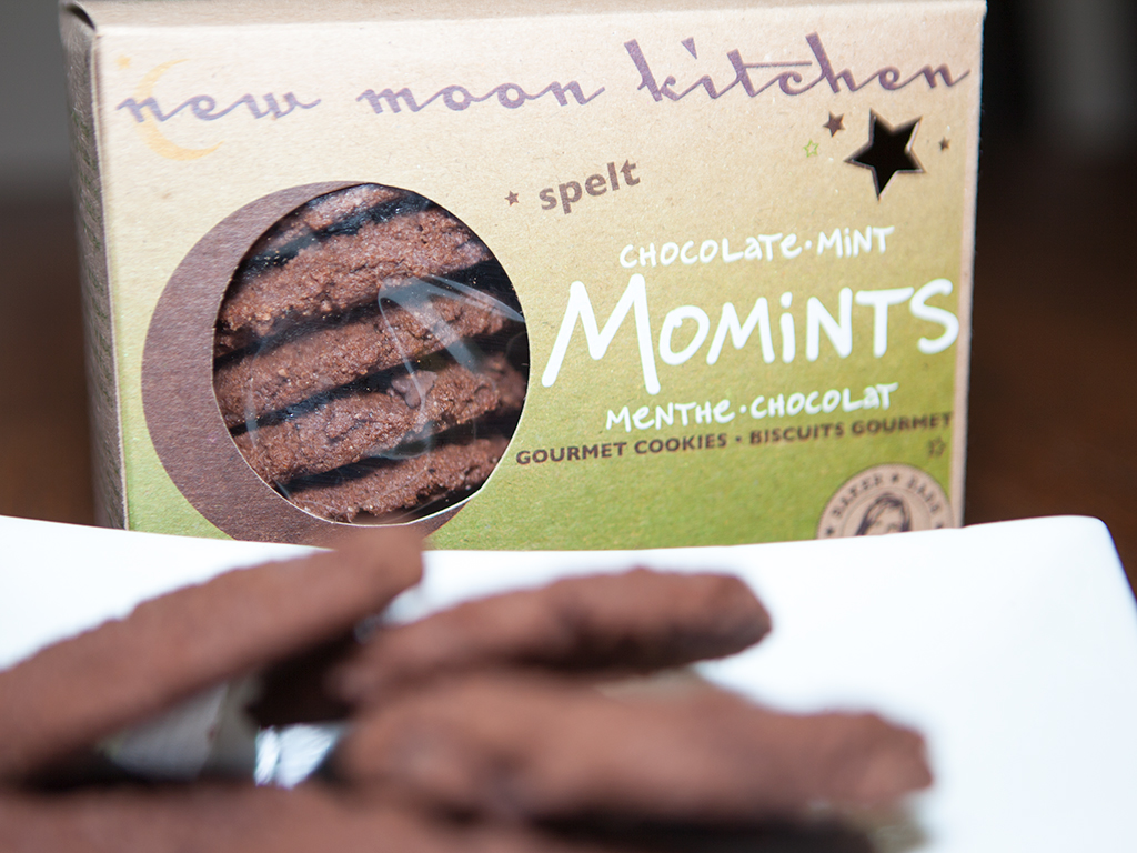 Vegan Momints Chocolate Chip Mint Cookies
